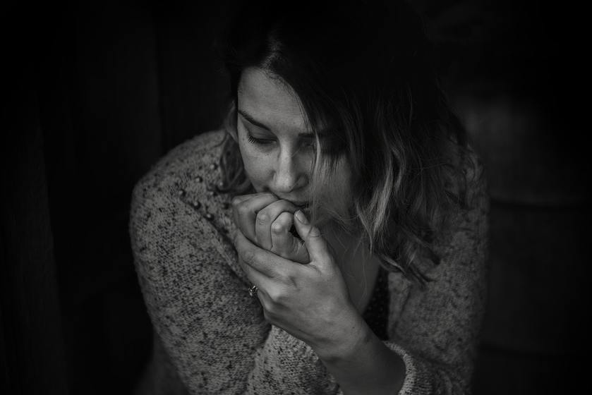 Image of a Lonely Woman