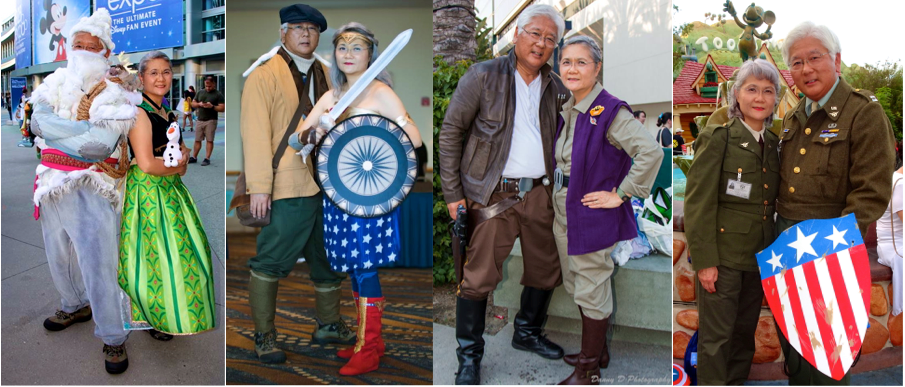 The Cosplay Parents